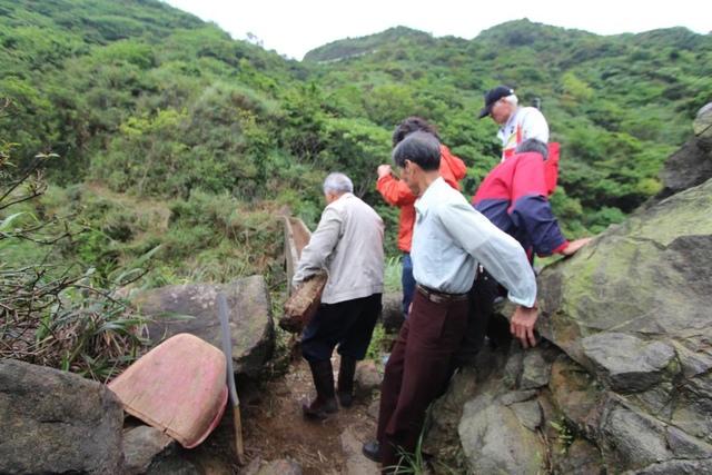 1050419內九份溪水圳橋遭清理過後樣貌3 - 金瓜石礦業圳道及圳橋