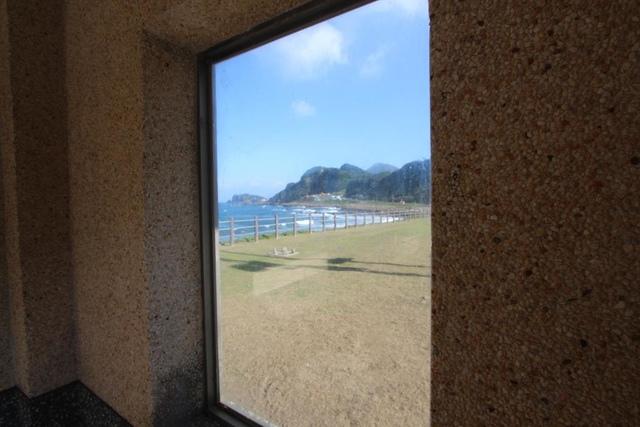 1051225榮興公車站牌內的視野2 - 深澳漁村風情