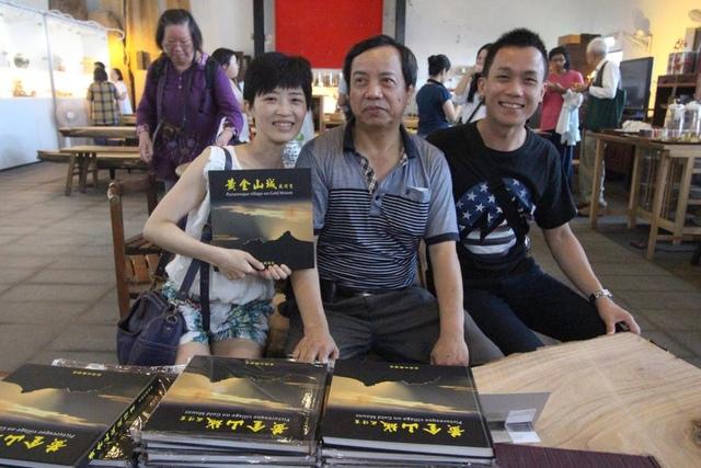 1041107蕭瀟雨攝影展開幕茶會紀錄3 - 瑞芳社區活動.藝文活動