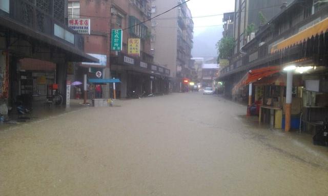 1020831瑞芳後街淹水1 - 瑞芳公共論壇-水資源