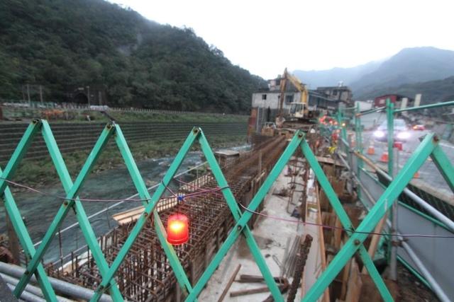 1060125猴硐介壽橋通車1050131 - 瑞芳橋樑