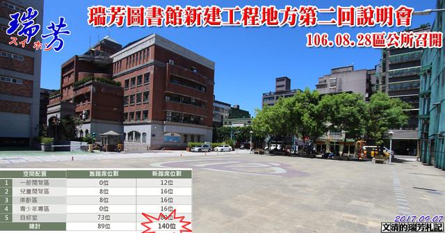 1060907瑞芳圖書館新建工程地方說明會Part2.jpg - 瑞芳鎮民廣場