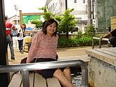 2007日本九州之旅:第二天~錦鯉老街~泡腳1.JPG