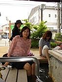 2007日本九州之旅:第二天~錦鯉老街~泡腳2.JPG