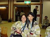 2007日本九州之旅:第一天晚~亞男秀蓮.JPG