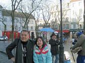 603巴黎蒙馬特畫家村 -小丘廣場:00026巴黎蒙馬特畫家村小丘廣古典吉他施夢濤.JPG