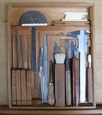 102手工古典吉他製作工具&材料:古典吉他020製作工具&材料吉他家施夢濤老師.JPG