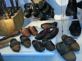 637阿姆斯特丹 木鞋工廠 I:木鞋工廠013古典吉他家施夢濤老師.