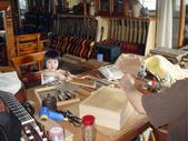 010 原木古典吉他老師的全手工橡木櫥櫃-實木板材角材木材行原木家具訂做價:00252原木古典吉他老師的全手工全單版橡木櫥櫃.JPG