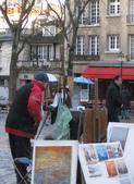 603巴黎蒙馬特畫家村 -小丘廣場:00039巴黎蒙馬特畫家村小丘廣古典吉他施夢濤.JPG