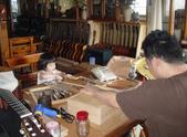 010 原木古典吉他老師的全手工橡木櫥櫃-實木板材角材木材行原木家具訂做價:00255原木古典吉他老師的全手工全單版橡木櫥櫃.JPG