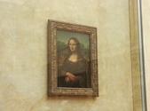 607法國巴黎羅浮宮 蒙娜麗莎:00027法國巴黎羅浮宮蒙娜麗莎古典吉他老師施夢濤.jpg