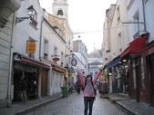 603巴黎蒙馬特畫家村 -小丘廣場:00140巴黎蒙馬特畫家村小丘廣古典吉他施夢濤.JPG