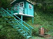 060923-皇后鎮露營:小木屋(真的是很小耶)