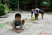 060610-北埔老頭擺露營:玩沙