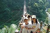 061111-南投梯子吊橋:先來拍一張吧