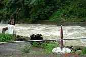 060610-北埔老頭擺露營:看的出來昨天雨下的很大喔!