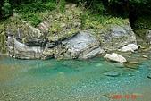 061028-砂卡噹步道與天長隧道:清澈的溪水
