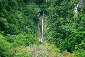 061028-砂卡噹步道與天長隧道:遠處的小瀑布