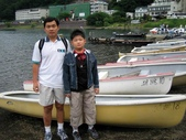 060629-日本行:富士五湖