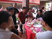 050703-硬漢嶺傘兵坑一日遊:山豬城用餐了