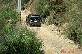 051029-杉林溪迷霧森林:衝上後馬上是180度急彎,難怪2wd上不來