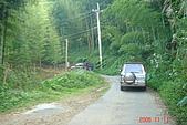 061111-南投梯子吊橋:往農場途中