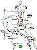 061022-宜蘭仁山植物園:仁山植物園路線圖