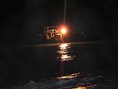 060729-金山牽罟:當地人用燈光和巨大砲聲來驅趕魚群