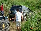 050703-硬漢嶺傘兵坑一日遊:唉! 我也陷進去了