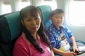 060629-日本行:飛機上