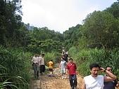 050703-硬漢嶺傘兵坑一日遊:硬漢嶺的第一關