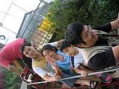 061111-南投梯子吊橋:我也來試試~