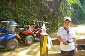 061111-南投梯子吊橋:當地營業的沙灘車