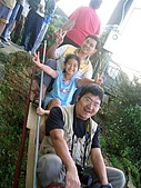 061111-南投梯子吊橋:蠻陡的耶~
