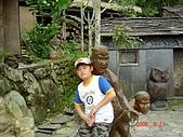 060527-九族文化村:兒子也要休息一下