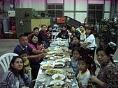061111-南投梯子吊橋:豐盛的晚餐
