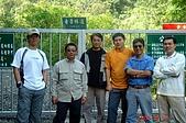051015-武陵農場與力行產業道路:古魯林道入口處(上個月新做了鐵門,無法進入囉! )
