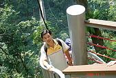 061111-南投梯子吊橋:旋轉梯(還真窄)