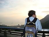 虹孔~俺來瞭!!:快日落了~於是我們又換個看的到日落的地方!