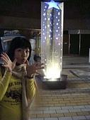 虹孔~俺來瞭!!:漂亮的星光柱子~