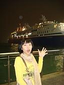 虹孔~俺來瞭!!:遊輪~下次我也要坐遊輪出去玩