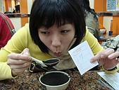 虹孔~俺來瞭!!:這碗芝麻糊就真的要比大拇趾了~