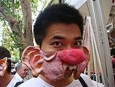 Monkey was in Sydney:DSC09904.JPG
