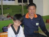 我子 跆拳道比賽,第一名ㄟ&..................可能要加六喔(哈哈哈) :IMG_2392.JPG