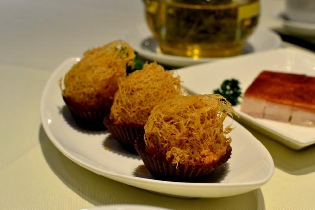 香港必吃美食,香港米其林餐廳,利苑酒家