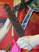 20120621大稻埕・霞海城隍迎神賽會特展:官將首小型刑具