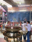 20120618新莊大拜拜:新莊區夜巡喊班@大眾廟:祈求天聽