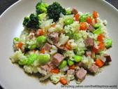 小王子的廚房:突尼西亞毛豆火腿燉飯