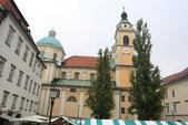 盧比安納 Ljubljana_聖方濟教堂、三重橋、聖尼古拉斯大教堂_斯洛維尼亞Slovenia:_5D39114_b.jpg